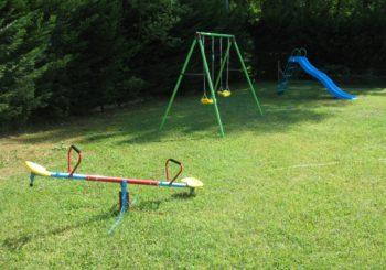 Area Giochi bimbi - Agriturismo Campo dei Fiori Cuveglio giochi bimbi1