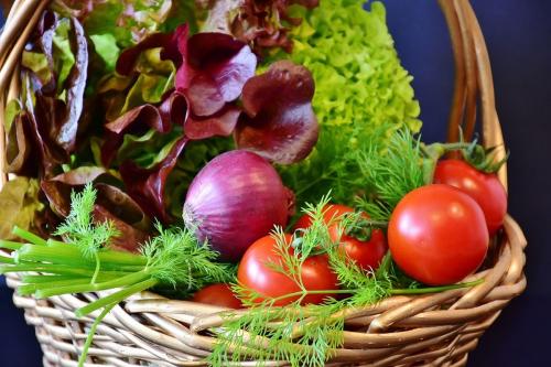 Agriturismo Campodeifiori verdure 683